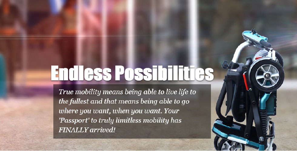 Rent Or Hire A Wheelchair Or Portable Scooter In Singapore